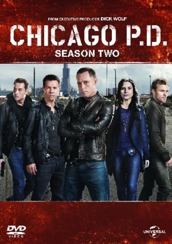 Chicago PD - Seizoen 2, (DVD) BILINGUAL /CAST: JASON BEGHE TV SERIES, DVDNL