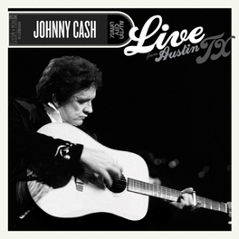 LIVE FROM.. -CD+DVD- JOHNNY CASH, CD