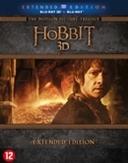 Hobbit trilogy 3D, (Blu-Ray)