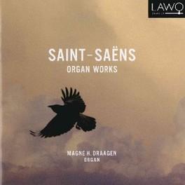 ORGAN WORKS H.MAGNE DRAAGEN SAINT-SAENS, C., CD