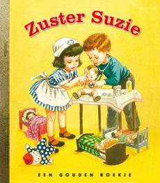 Zuster Suzie GOUDEN BOEKJES SERIE Gouden Boekjes, Kathryn Jackson, Book, misc