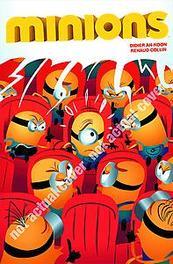 Minions 1 Banana!, Titan Comics, Hardcover