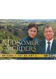 Midsomer Murder Box S1-5