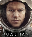 The martian, (Blu-Ray)