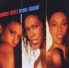SERIOUS SLAMMIN' EXPANDED EDITION POINTER SISTERS, CD