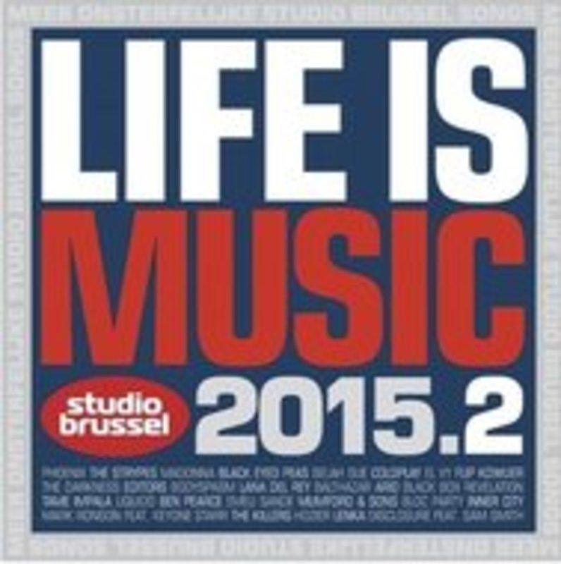 LIFE IS MUSIC 2015/2 V/A, CD