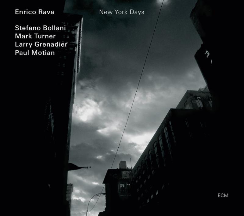 NEW YORK DAYS W:S.BOLLANI-2 OF ITALY'S MOST INNOVATIVE JAZZ MUSICIANS Audio CD, RAVA, ENRICO -QUINTET-, CD