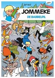JOMMEKE 277. DE BABBELPIL