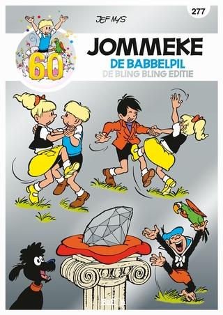 JOMMEKE 277. DE BABBELPIL (DE BLING BLING EDITIE)