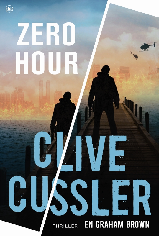 Zero hour Cussler, Clive, Ebook