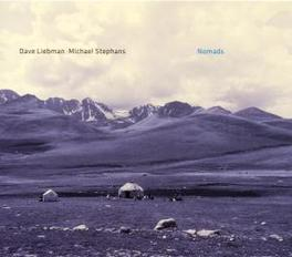 NOMADS & MICHAEL STEPHANS Audio CD, LIEBMAN, DAVE & MICHAEL S, CD