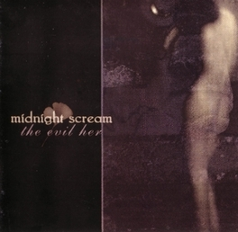 EVIL HER Audio CD, MIDNIGHT SCREAM, CD