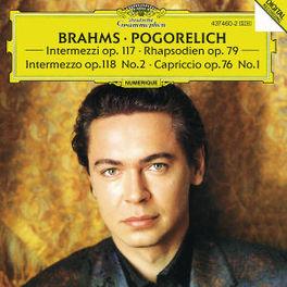 CAPRICCIO/RHAPSODIE IVO POGORELICH Audio CD, J. BRAHMS, CD
