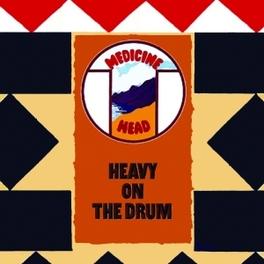 HEAVY ON THE DREAMS MEDICINE HEAD, CD