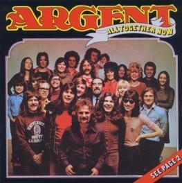 ALL TOGETHER NOW REMASTERED 1972 ALBUM W/BONUS TRACK ARGENT, CD