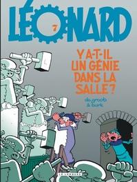LEONARDO 07. IS ER EEN GENIE IN DE ZAAL? LEONARDO, TURK, Paperback