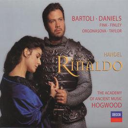 RINALDO BARTOLI/DANIELS/AAM/HOGWOOD Audio CD, G.F. HANDEL, CD