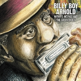 BLUE AND LONESOME BILLY BOY ARNOLD, CD