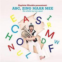 ABC, zing maar mee het alfabet op toon gezet, Seresia, Winok, Hardcover