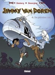 JIMMY VAN DOREN 04. GEBROKEN MAN JIMMY VAN DOREN, DESBERG, STEPHEN, Paperback