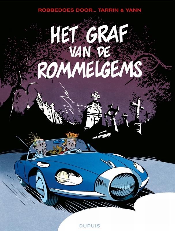 ROBBEDOES DOOR 03. HET GRAF VAN DE ROMMELGEMS ROBBEDOES DOOR, Yann, Paperback
