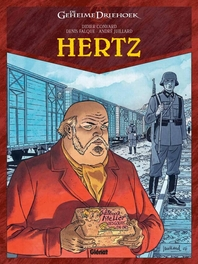 GEHEIME DRIEHOEK HERTZ HC01. HERTZ GEHEIME DRIEHOEK HERTZ, FALQUE, DENIS, CONVARD, DIDIER, Hardcover