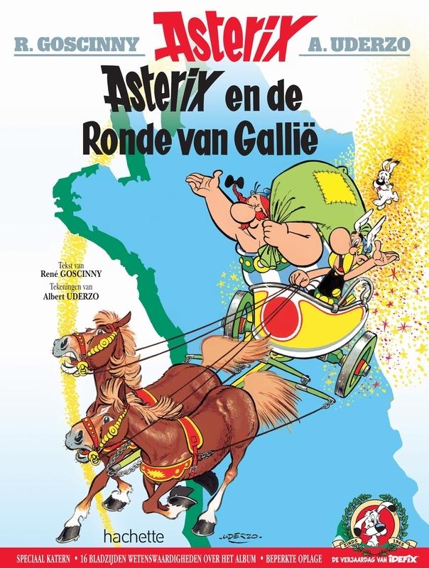 ASTERIX SPECIALE EDITIE 05. DE RONDE VAN GALLIE - SPECIALE EDITIE ASTERIX SPECIALE EDITIE, Goscinny, René, Paperback