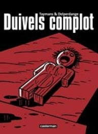 DELPERDANGE SP. DUIVELS COMPLOT DELPERDANGE, Hardcover