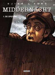 MIDDERNACHT 01. OPSTAND! MIDDERNACHT, VoRo, Paperback