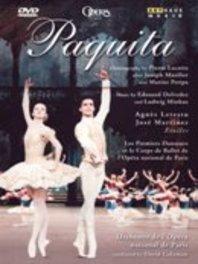 Jose Martinez Agnes Letestu Ballet Paquita Pal