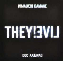 THEY! LIVE WITH DOC DANEEKA BENJAMIN DAMAGE, CD