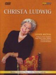 Christa Ludwig - Lieder Recital & Bonus Masterclass