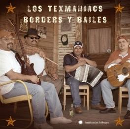 BORDERS Y BAILES GUEST: FLACO JIMENEZ Audio CD, LOS TEXMANIACS, CD