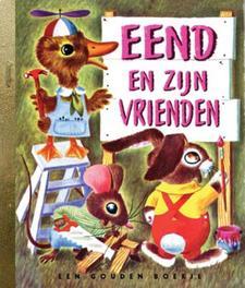 Eend en zijn vrienden GOUDEN BOEKJES SERIE Gouden Boekjes, KINDERBOEKEN, Book, misc