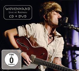 LIVE AT ROEPAEN 180 GRAM GATEFOLD 2LP + DVD WOVEN HAND, LP