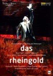 DAS RHEINGOLD TEATRO ALLA SCALA 2010 R. WAGNER, DVDNL