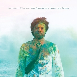 SHIPWRECK FROM THE SHORE ANTHONY D'AMATO, CD