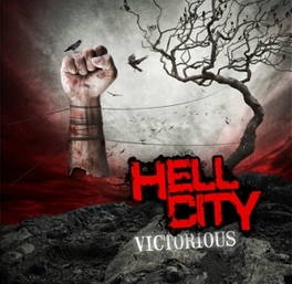 VICTORIOUS HELL CITY, CD