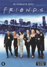 Friends - Seizoen 1-10, (DVD) TV SERIES, DVDNL