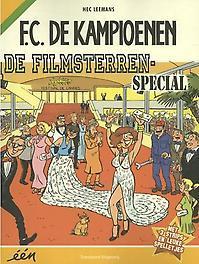 Carmen in het nieuw KAMPIOENEN SPECIAL, Hec Leemans, Paperback
