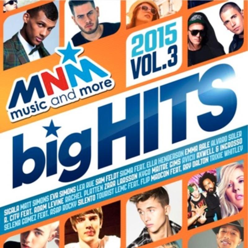 MNM BIG HITS 2015/3 V/A, CD