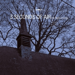 FLIGHT OF SONG DELUXE MINI ALBUM CARDBOARD SLEEVE THREE SECONDS OF AIR, CD
