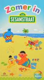 ZOMER IN SESAMSTRAAT CD + BOEK  Sesame Workshop, Book, misc
