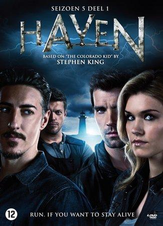 Haven - Seizoen 5, (DVD) CAST: EMILY ROSE, LUCAS BRYANT, ERIC BALFOUR