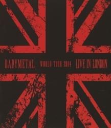 LIVE IN LONDON:..
