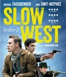 Slow west, (Blu-Ray)