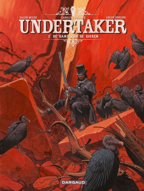 UNDERTAKER 02. DE DANS VAN DE GIEREN UNDERTAKER, Dorison, Xavier, Paperback