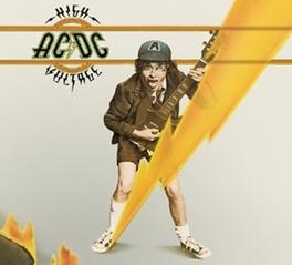 HIGH VOLTAGE -LTD/HQ- 180GR. AC/DC, LP