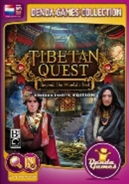 Tibetan Quest - Beyond World's End Collector's Edition