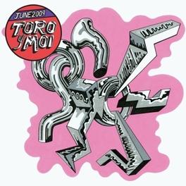 7-JUNE 2009 TORO Y MOI, 12' Vinyl